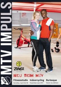 MTV IMPULS 2016 Vereinszeitung