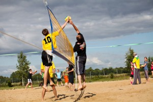 Beachvolleyball 2012