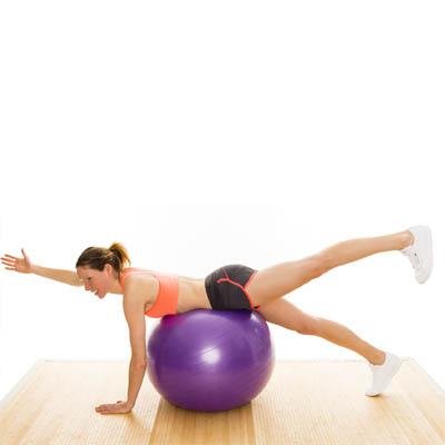 BBP Bauch Beine Po Training